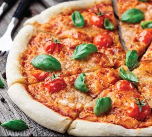 best pizza in edmonton at pazzo pazzo italian cuisine